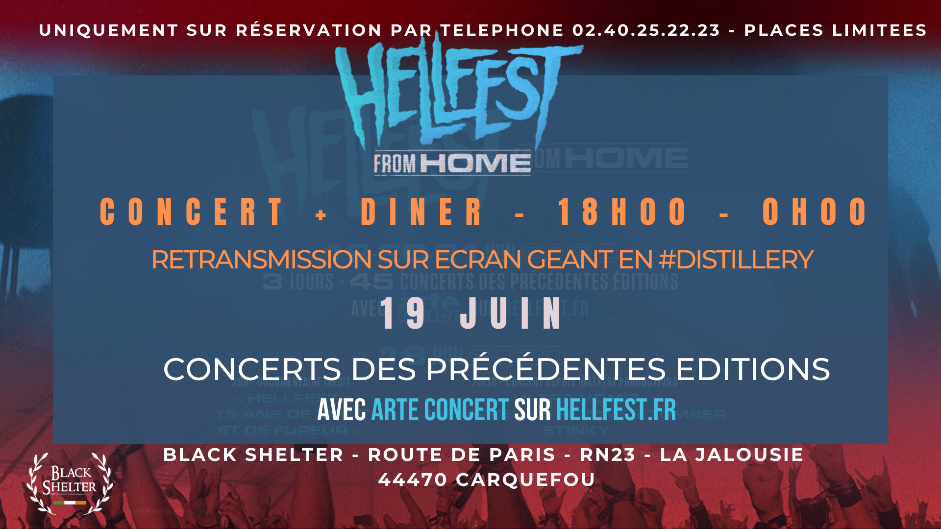 festival hellfest open air clisson